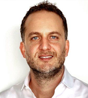 FEDERICO GRINBERG Executive Vice President